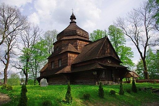 Czerteż - cerkiew