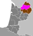 Département de la Dordogne - Arrondissement de Périgueux.PNG