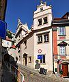Dům čp 165-III v ulici U Zlaté studně Praze na Malé Straně.jpg