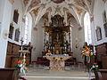D-7-79-149-1 Genderkingen Kirchplatz-1 Kath-Pfarrkirche Inneres Chor.jpg