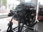 D-Day Museum Pratt Whitney Engine 2.JPG