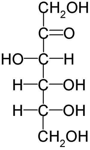 English: D-Fructose