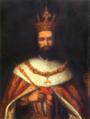 D. Manuel I (c. 1780) - Série Régia de Miguel António do Amaral (Paços do Concelho, Moita).png