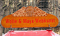 DE-NW - Cologne - Christmas - Holiday - Sign - Cologne Cathedral - Christmas Market (4890643606).jpg