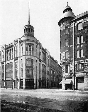 DLT (department store) - DLT in the 1910s