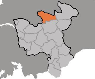Yonsan County County in North Hwanghae Province, North Korea