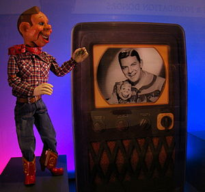 Howdy Doody -  The original Dawson Howdy Doody at Detroit Institute of Arts