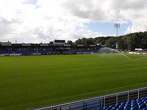 Hobro Stadium - Hobro Stadium