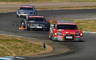 Motorsport Arena Oschersleben - DTM in 2007