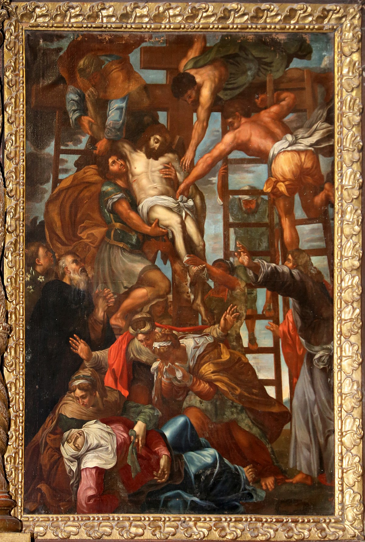 Daniele da Volterra a RomaSCENARIO