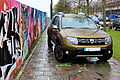 Dacia Duster Urban Explorer Graffiti.JPG