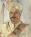 Daffardar, 14th Lancers. (jat) Art.IWMART2344.jpg