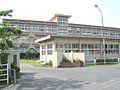 Daisen town Nawa junior high school.jpg