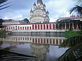 Dakshineswar Kali Temple Outside.jpg