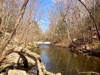 Mianus River river in the United States of America
