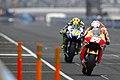 Dani Pedrosa and Valentino Rossi 2015 Indianapolis 3.jpeg