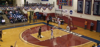 2014–15 St. Francis Brooklyn Terriers men's basketball team - St. Francis vs Army at The Pope on November 19, 2014.