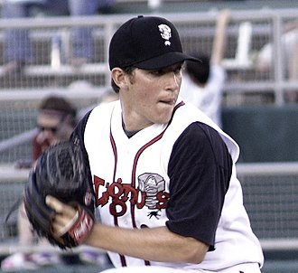 Danny Barnes (baseball) - Barnes with the Lansing Lugnuts in 2011