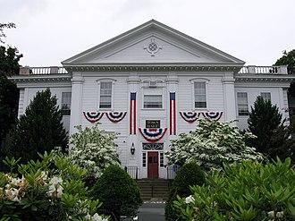 Danvers, Massachusetts - Danvers Town Hall