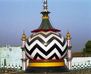 Barelvi movement of Ahmad Raza Khan Brailvi
