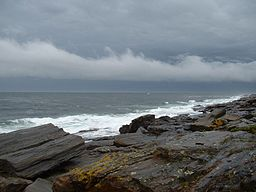 Darkening sky at Maine beach.jpg
