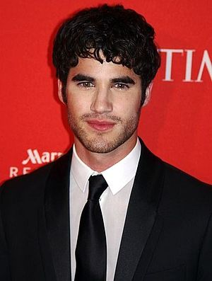 Kurt Hummel - The storyline pairing Kurt and Blaine Anderson (Darren Criss, pictured) ran for most of the second season.