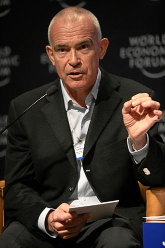 David Arkless - David Arkless, World Economic Forum annual meeting, Davos 2009
