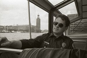 David Graf - Graf in Stockholm, June 1989