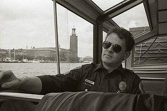 David Graf - Graf in Stockholm, June 1989