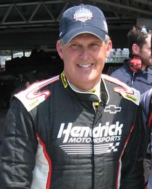 1994 NASCAR Busch Series - David Green, the 1994 Busch Series champion