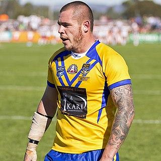 David Klemmer Australia international rugby league footballer