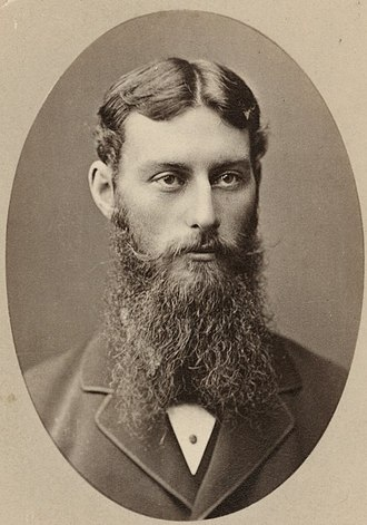 David Lindsay (explorer) - Image: David Lindsay (B 495) cropped