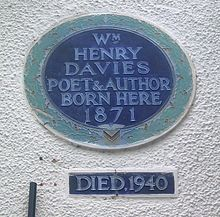 william henry davies poems