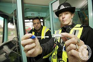 Day 329 - West Midlands Police - Spit Kits to tacke anti-social behaviour (8211635324).jpg