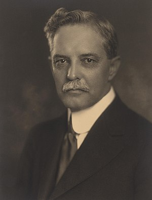 Dayton Miller - Circa 1921