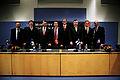 De nordiska och de altiska statsministrarna under sessionen i Kopenhamn 2006.jpg