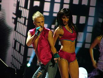 Bosnia and Herzegovina in the Eurovision Song Contest - Image: Deen Bosnia & Herzegovina 2004