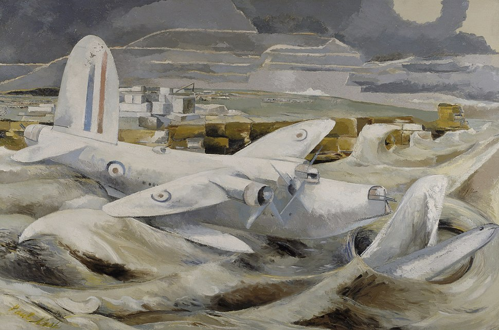 Defence of Albion (Art. IWM ART LD 1933)