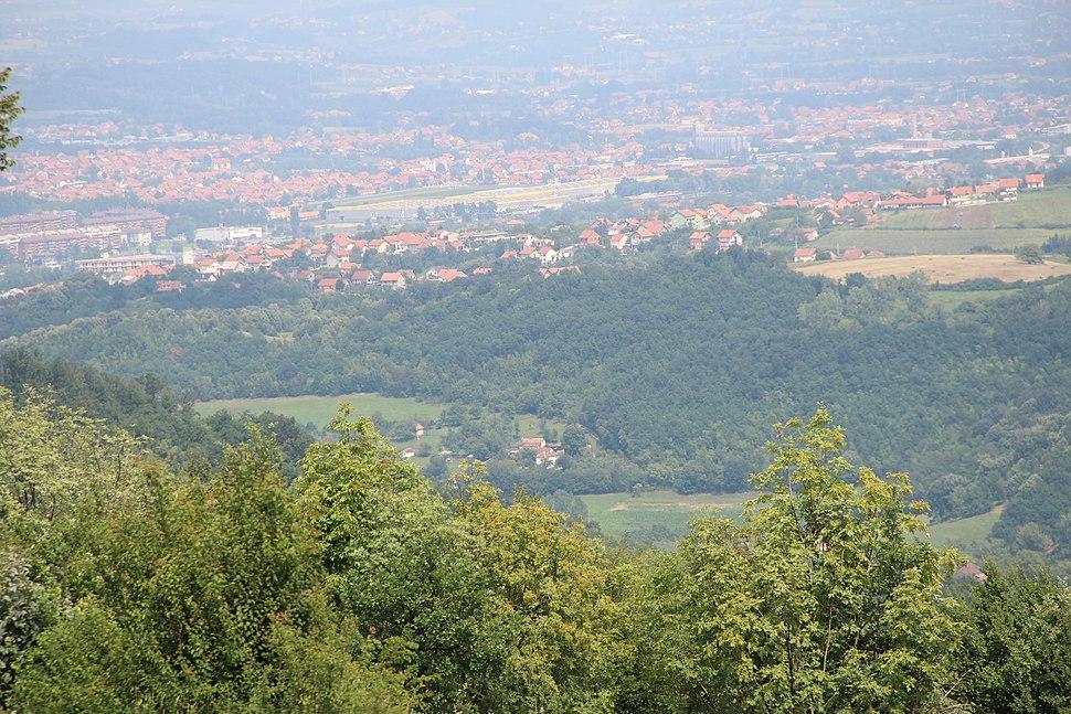 Degurić - opština Valjevo - zapadna Srbija - panorama 7