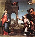 Del Sarto Andrea The Annunciation.jpg