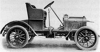 Voiturette - Delage Voiturette c.1906