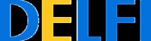 Delfi (web portal) - Image: Delfi RGB