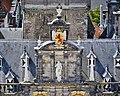 Delft Stadhuis Giebel (Blick von der Nieuwe Kerk).jpg