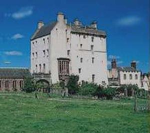 Delgatie Castle - Delgatie Castle