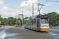Den Haag Centraal HTM 3139 (Rabo reclame) lijn 5 Nootdorp (29220814585).jpg