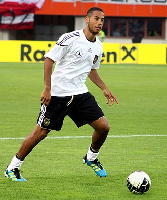 Dennis Aogo - Dennis Aogo with the Germany national football team