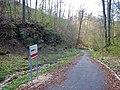Der niedrigste Albaufstieg - Alte Steige und Steighof, Die Weißensteiner Steige ist mit 70 Metern Höhenunterschied der wohl niedrigste Aufstieg auf die Alb. Daher bildete sie seit der Römerzeit einen strategisch wi - panoramio (2).jpg