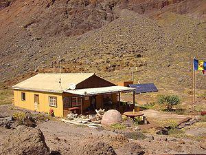 Desertas Islands - Image: Deserta Grande Wardens House DSC07384