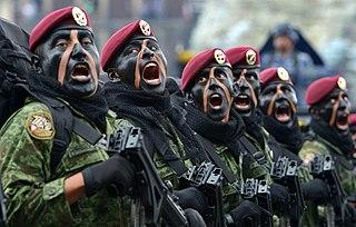 September 16 military parade