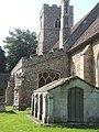 Detail of St George's Church, Shimpling - geograph.org.uk - 971799.jpg